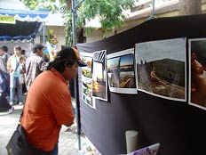 visitor photo exhibition