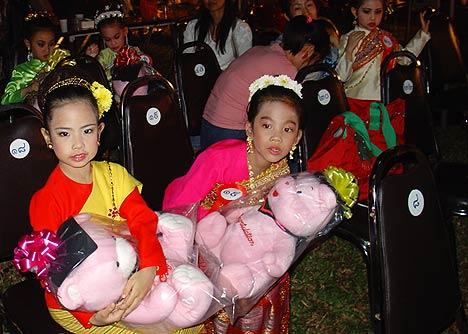 Chiang Mai, Loy Krathong Festival