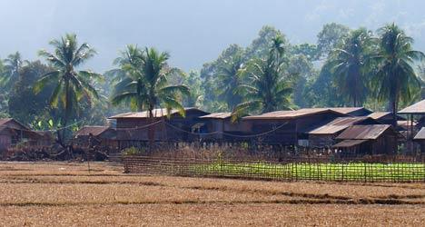 Ban Khongloe Village