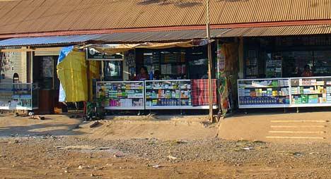 farmacia autogarii