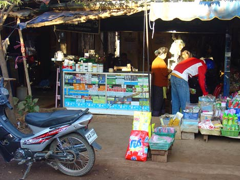 farmacie in laos