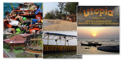 Sihanoukville, utopia days