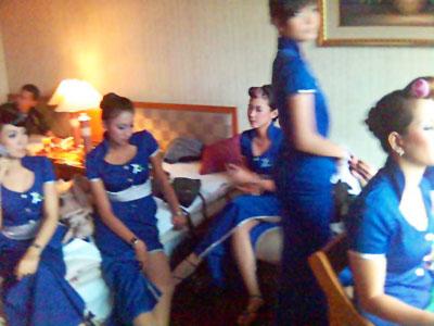jakarta hotel room