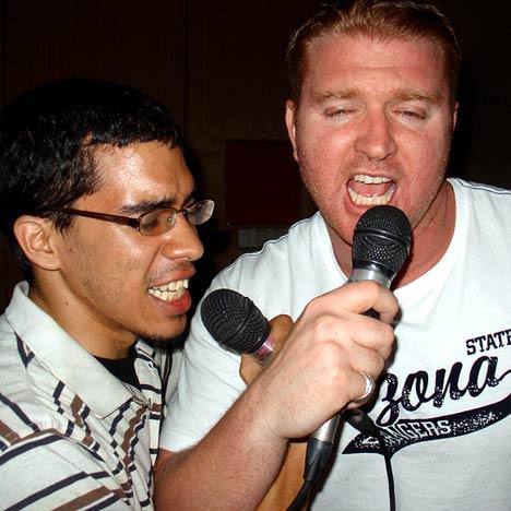 passionate karaoke business