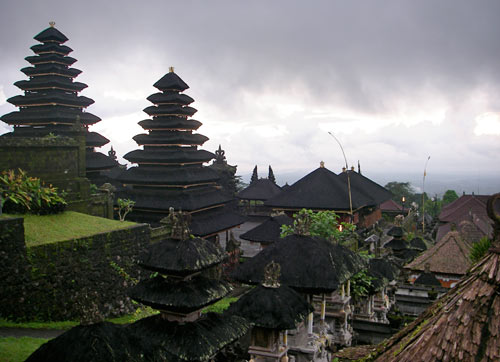 Mother temple of Bali, Besakih