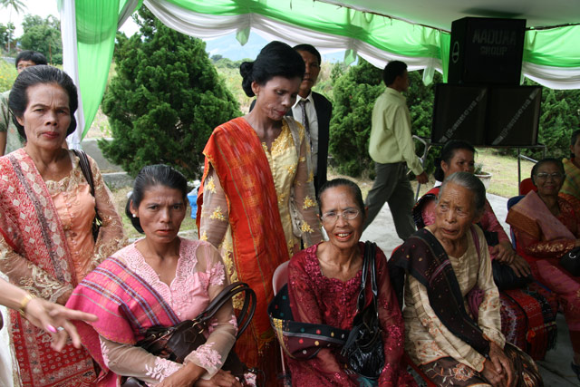 traditional batak wedding