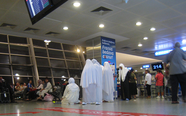 airport prayer