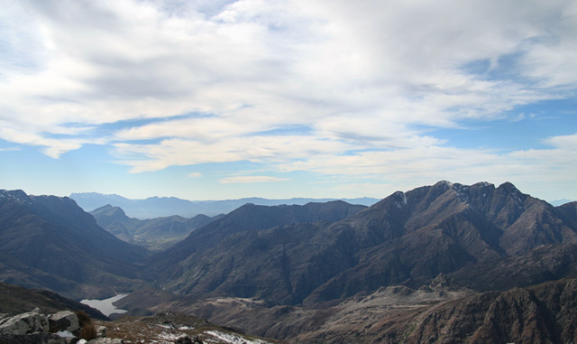 view from perdekop