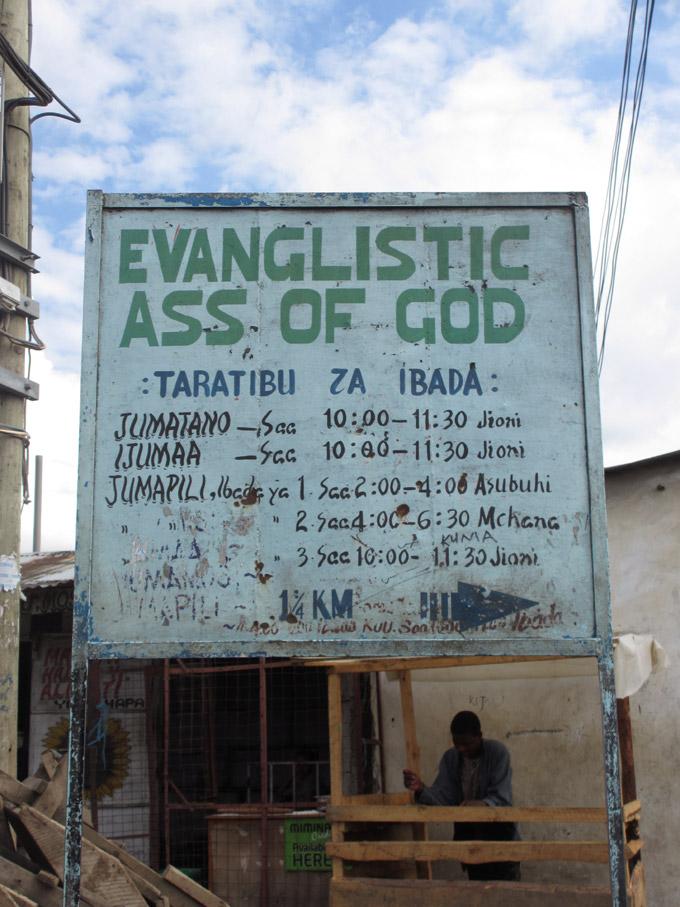 evanglistic-ass-of-god