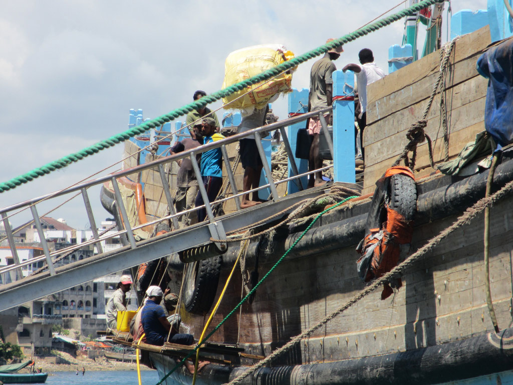 old harbour mombasa 3